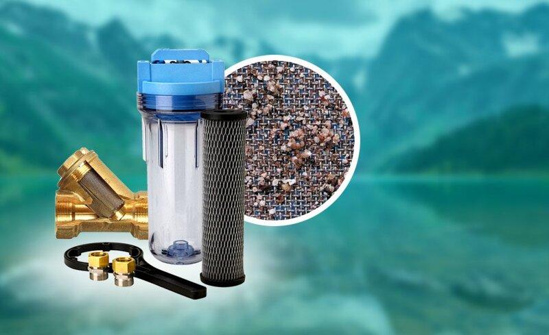 Фильтры для трубопровода