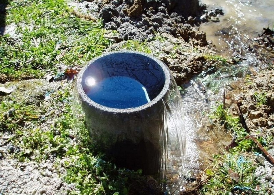 В скважине быстро заканчивается вода