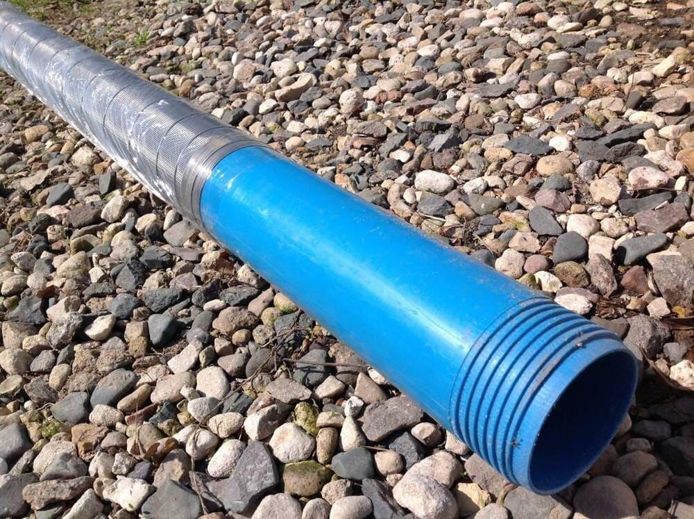 Виды обсадных труб для скважины
