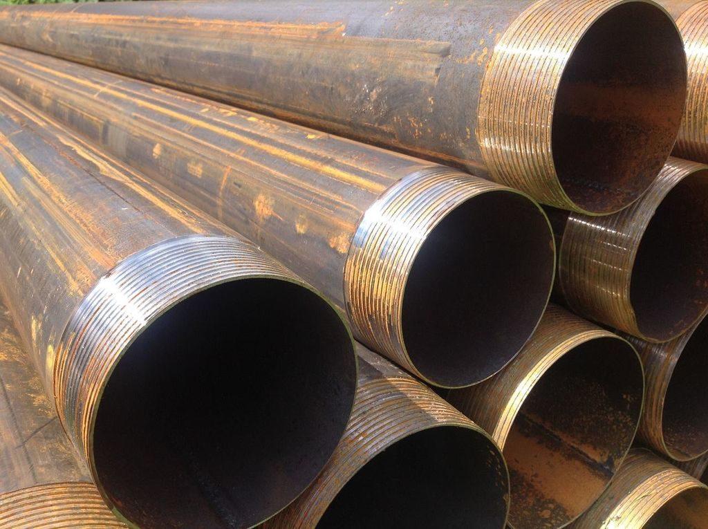 Трубы для скважины из металла