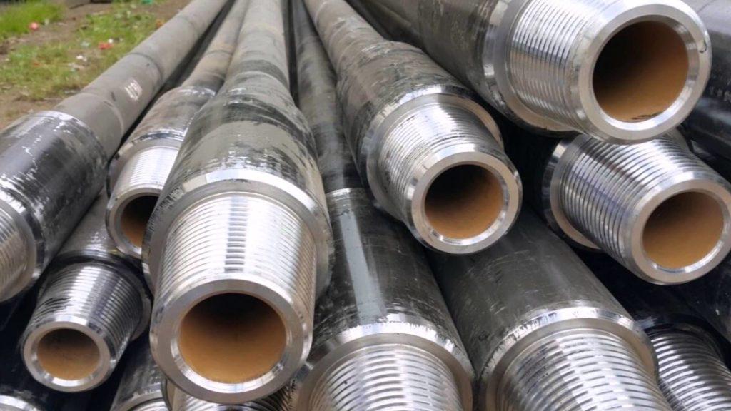 Виды металлических труб для скважин